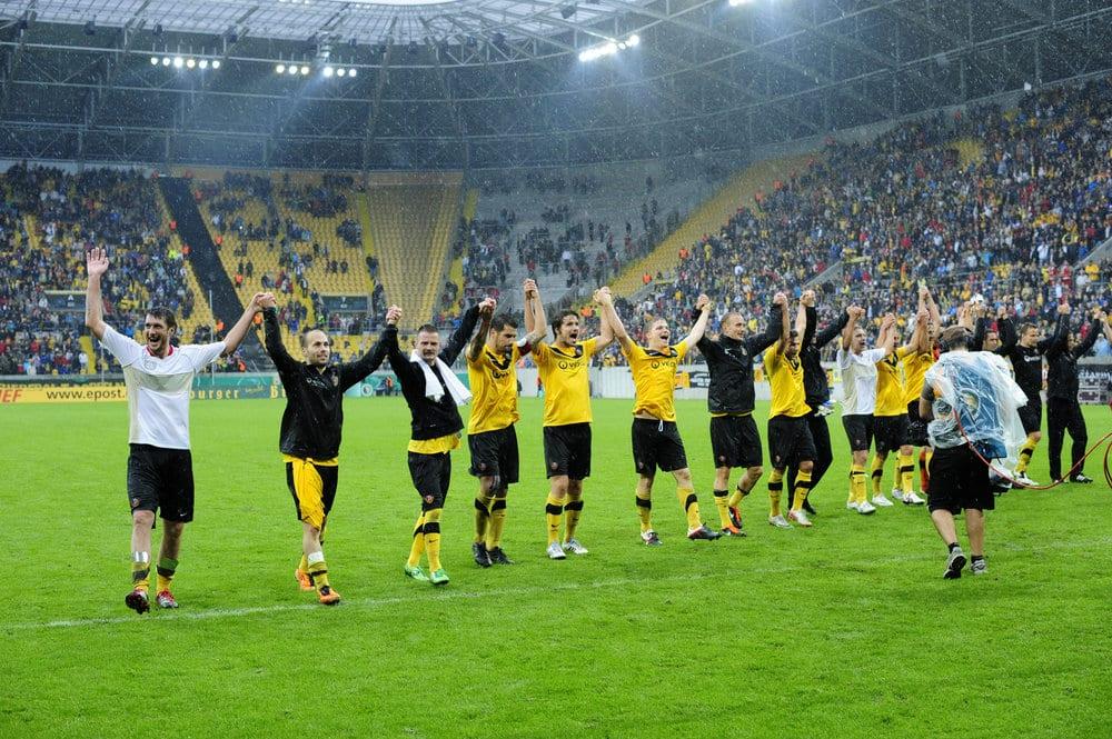 Dynamo Dresden – Bayer Leverkusen